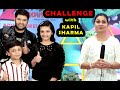 CHALLENGE with KAPIL SHARMA | ANGRY BIRDS 2 | Funny Interview and Game | Aayu and Pihu Show thumbnail