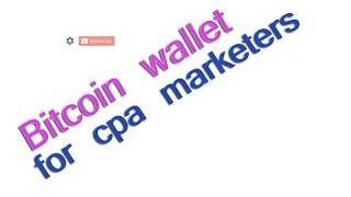 bitcoin wallet bangla tutorial for cpa marketers # Contact: 01764608434