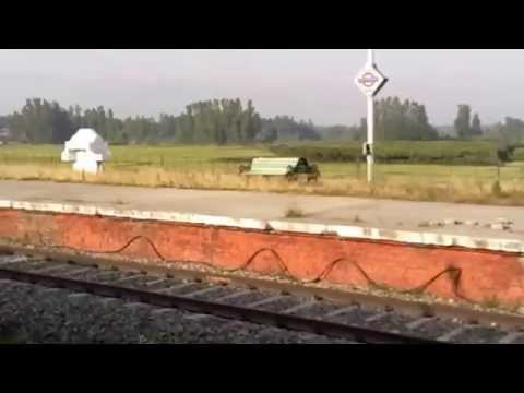 Rail trip to anantnag from shrinagar