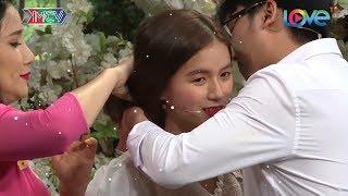 Bà mối Cát Tường hạnh phúc vì cặp đôi BMHH do chính tay mai mối sắp đám cưới 💏