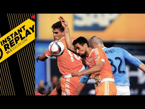 INSTANT REPLAY: Handballs galore, RBNY's penalty shout in Seattle and a kick out at RFK
