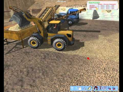 Digger simulator 2011 gameplay