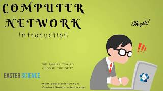 Computer Network Introduction #easterscience #computerscience