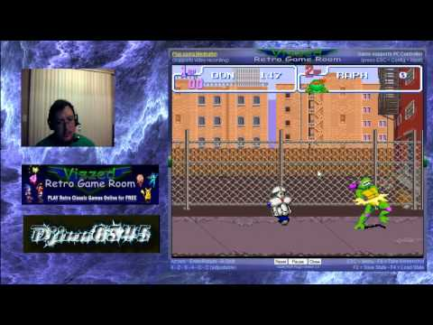 Teenage Mutant Ninja Turtles IV - Turtles in Time - lilwildwolf21 playsTeenage Mutant Ninja Turtles IVMVC - Turtles in Time (SNES) - Vizzed.com GamePlay - User video