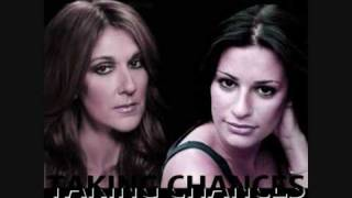 Celine Dion - Taking Chances feat. Lea Michele
