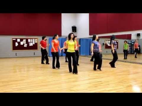 Nothing Really Matters - Line Dance (dance & Teach In English & 中文) video