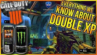 BLACK OPS 4 DOUBLE XP EXCLUSIVE WEBSITE! BO4 EASY XP! (Call of Duty BO4 Monster Energy Promotion)