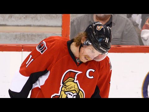 Goodbye Daniel Alfredsson and good luck in Detroit Red Wings Tribute