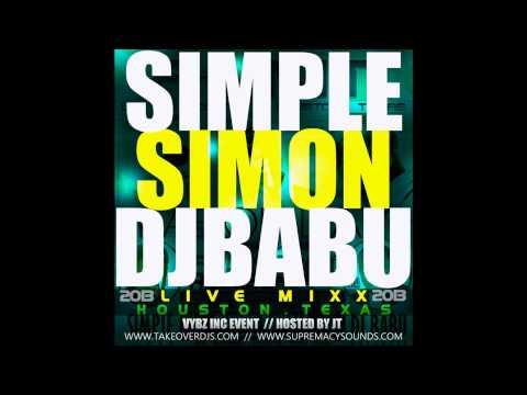 Simple Simon & Dj Babu Live In Houston (2013) video