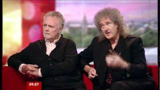 Queen's Documentary Interview at BBC Breakfast 2011-05-26