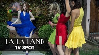 "La La Land (2016 Movie) Official TV Spot – ""Radiant"""