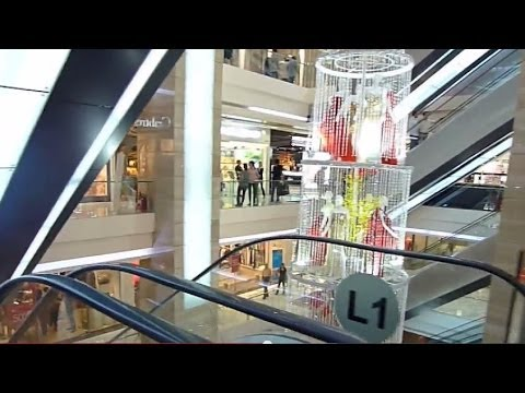 Vincom shopping center HCM Ho Chi Minh City Saigon Vietnam
