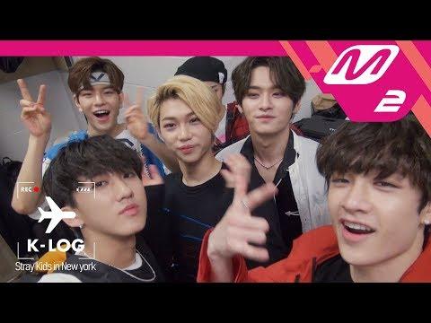 [K-LOG] 스트레이 키즈(Stray Kids) Ep.2 @KCON2018NY (ENG SUB)