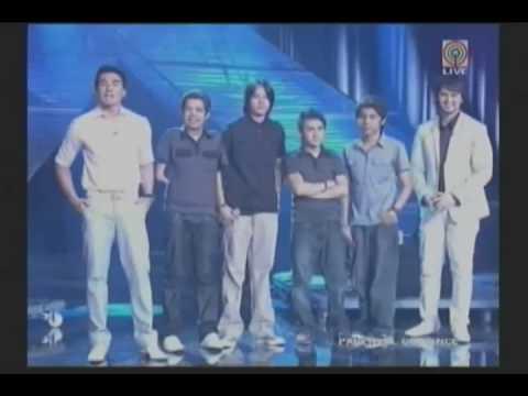 "Ezra Band Singing ""Right Here Waiting"" - Pilipinas Got Talent - Semi-Finalist"