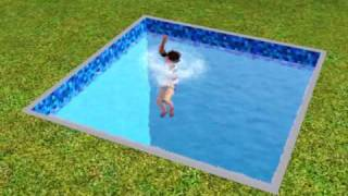 The Sims 3 - Child Drowns