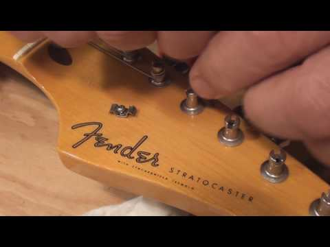 The Made in Japan Fender Stratocaster