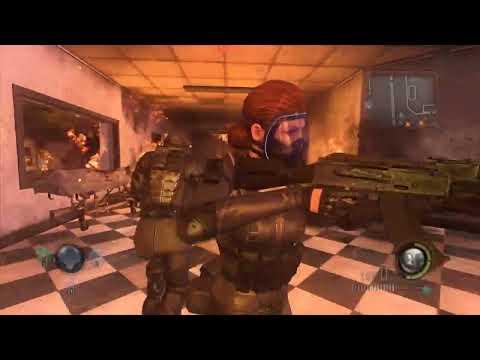Resident Evil Operación Raccoon City [Let´s Play Pt.3] Fiesta en el hospital | Con Macundra.