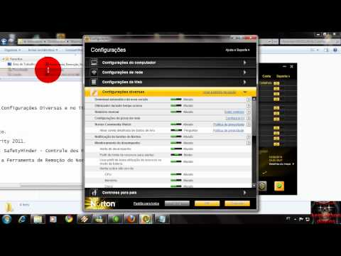 como instalar norton internet security 2011
