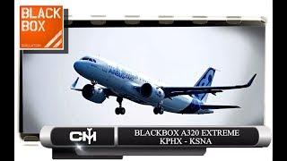 [P3D V4.1] BlackBox A320 Extreme | Full Flight Tutorial | KPHX to KSNA