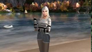 Second Life : Fashion with Lizzie The Autumn Serenade