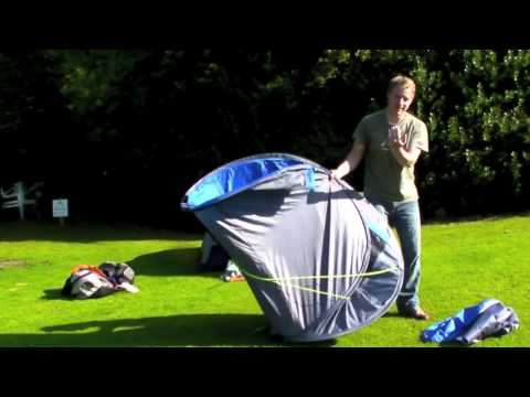 Gelert pop up tent
