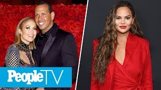 Chrissy Teigen On Trump's Tweets, Alex Rodriguez To Invite Exes To J.Lo Wedding | PeopleTV
