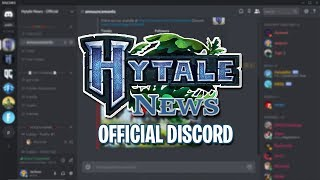 Hytale News | COMMUNITY Discord Trailer!