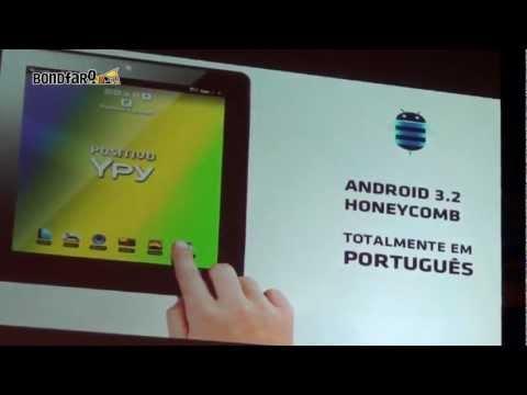 Tablets Positivo Ypy 7 e Ypy 10 - Direto da Fonte
