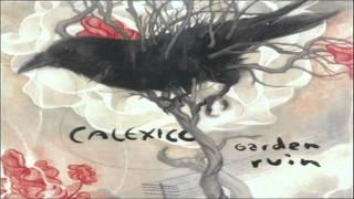 Watch Calexico Nom De Plume video