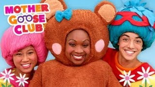 If You're Happy and You Know It | Mother Goose Club Rhymes for Children