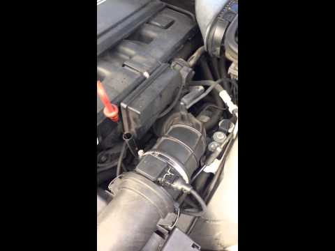 2003 BMW E39 530i Rough Idle and Vacuum Leak