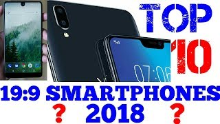 10 Best Phones with iPhone X Like Notch Display