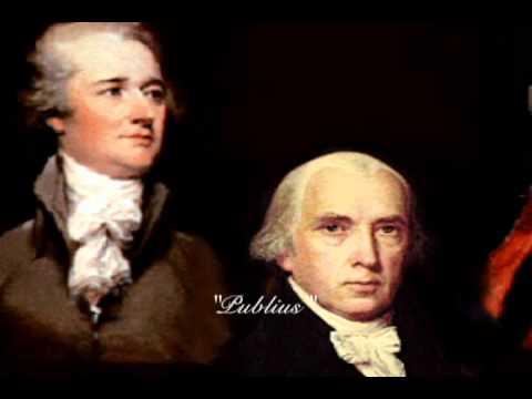 Define federalist papers apush