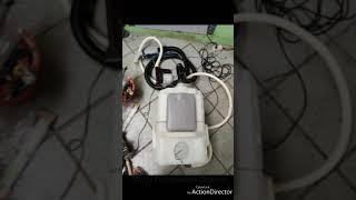Vacuum Spray Extractor Nilfisk Advance Modif Kirby Tool
