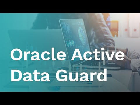 Oracle Active Data Guard - Optimize your disaster recovery infrastructure