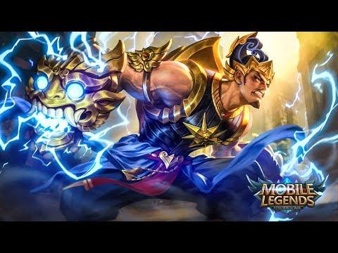 NEW HERO Gatot Kaca! Mobile Legends Release Date