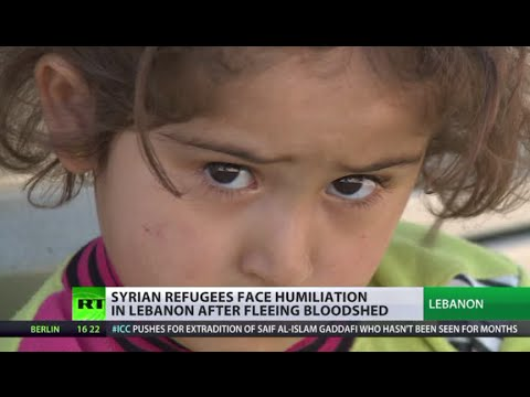 Syrian refugees flee 'doomsday' at home, find misery in Lebanon