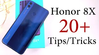 Honor 8X 20+ Tips and Tricks and Hidden Features