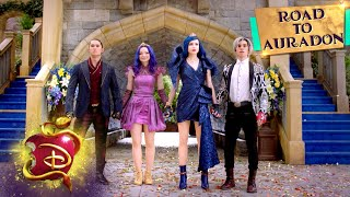 That's a Wrap 📽️| Road to Auradon | Descendants 3