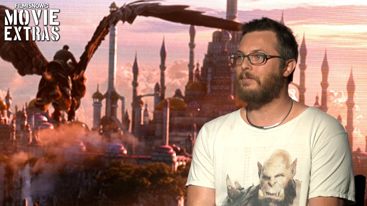 Duncan Jones talks about Warcraft (2016)