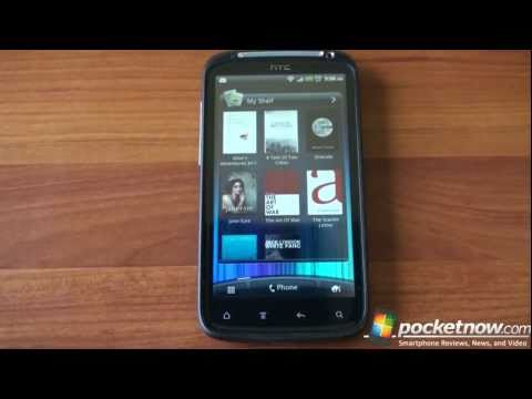 HTC Sensation Software Review