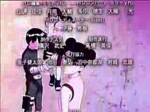 Naruto 15th Ending-Scenario by SABOTEN