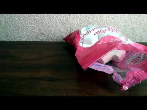 ASMR Eating★Marshmallows★АСМР Итинг  жевательные зефирки