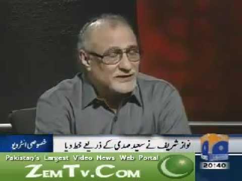 Pakistani General Exposes Kargil Operation and Lies of Musharraf