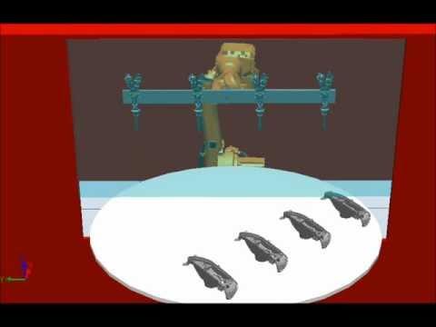 Yapıştırma Simülasyonu 4