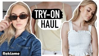 TRY-ON HAUL // sommertøj musthaves