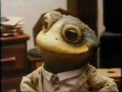 Wind in the Willows - School Days (1/2) Video