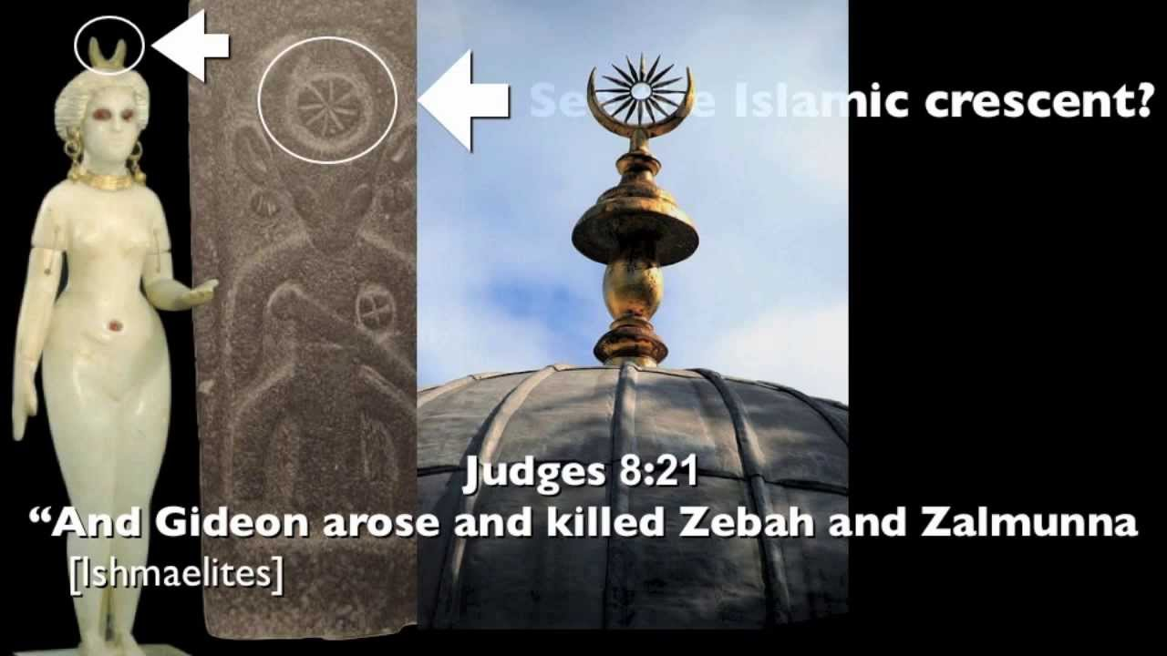by grace of god Baal (Allah) and Ashtaroth (Easter) in Judaism ...