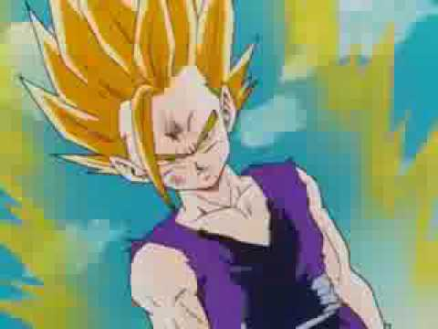 Exosanime Trailer DBZ Cell 04 'Gohan vs Cell'  Latino