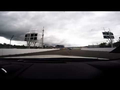 LS3 350z German time attack round 5 hotlap